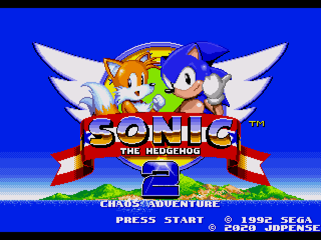 Sonic Hacking Contest 2018 :: Sonic Mania: The Misfits Pack